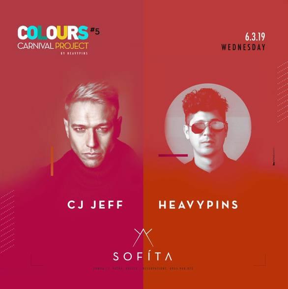 Cj Jeff - Heavy Pins at Sofita bar
