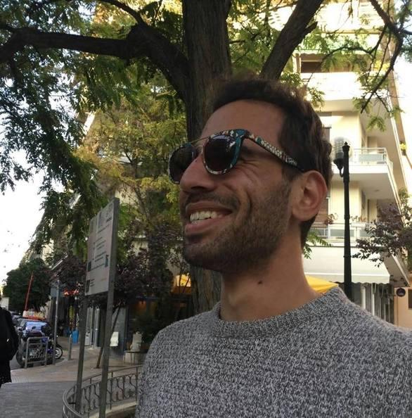 Δημήτρης Τσορδιάς - Ο Πατρινός πρωταθλητής του βάδην που κάνει ένα είδος διαλογισμού! (pics)