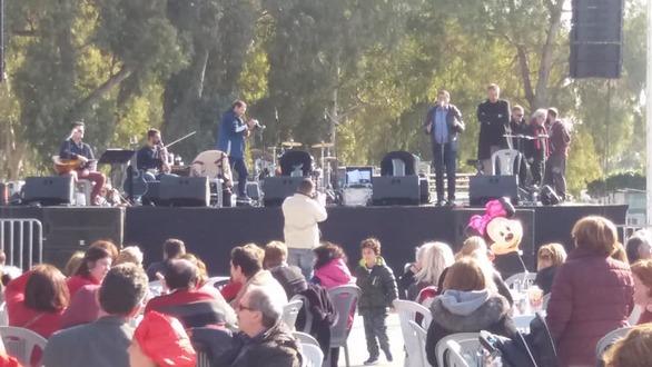 Η Πάτρα γλεντάει στο Νότιο Πάρκο, στη συναυλία της Αθηναϊκής Κομπανίας (pics)