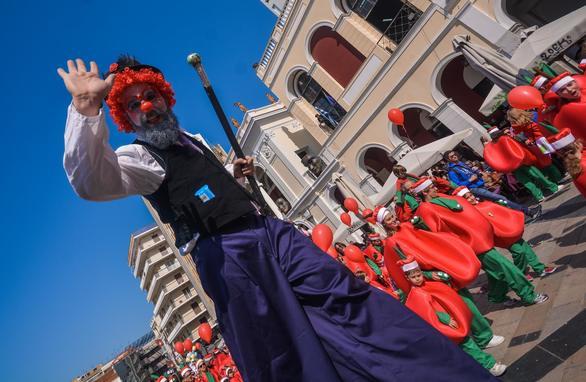 Τα highlights της παρέλασης του Καρναβαλιού των μικρών της Πάτρας μέσα από 30 εικόνες