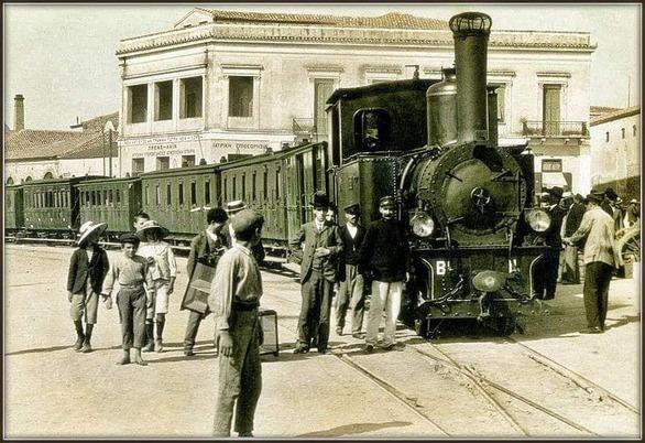 Ν. Τζανάκος: Το τραίνο σφύριξε για πρώτη φορά στην Πάτρα το 1887 στο Bright Side Study Room