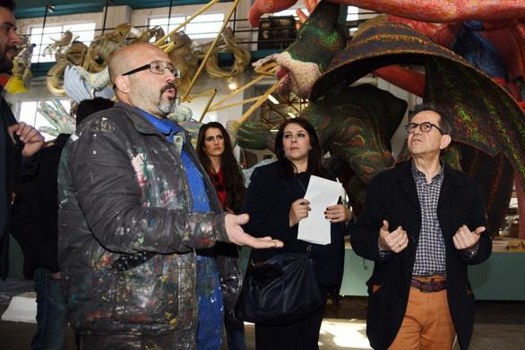 Νίκος Νικολόπουλος: «Κατάντια η προσπάθεια της δημοτικής Αρχής να πολιτικοποιήσει το Καρναβάλι»