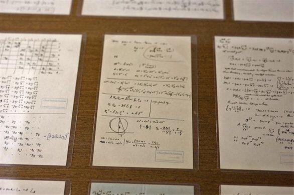 Ισραήλ: Έγγραφα του Άλμπερτ Αϊνστάιν για πρώτη φορά στο Εβραϊκό Πανεπιστήμιο