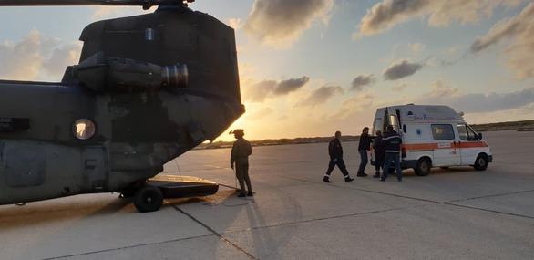 Κοινωνική προσφορά Στρατού Ξηράς στον τομέα των αεροδιακομιδών (φωτο)