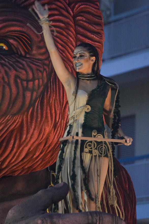 """""""Κλικ"""" στη Βασίλισσα του Πατρινού Καρναβαλιού 2019, Αναστασία Ψαρρού! (φωτο)"""