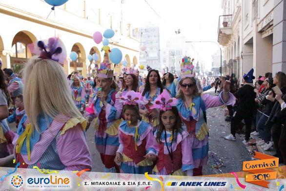 Happy Birthday - Το πιο... εορταστικό γκρουπ του Πατρινού Καρναβαλιού (pics)
