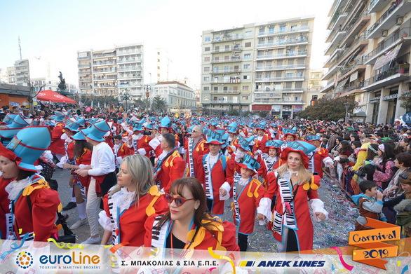 Οι Avanti Maestro έδωσαν... μουσικό χρώμα στο Πατρινό Καρναβάλι (pics)