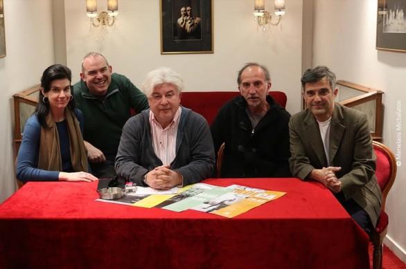 Το ΔΗ.ΠΕ.ΘΕ. Πάτρας παρουσιάζει τρία λογοτεχνικά κείμενα καταξιωμένων συγγραφέων