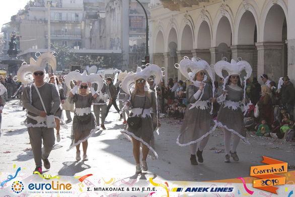 Η εμπροστοφυλακή του φετινού Πατρινού Καρναβαλιού είχε όνομα - Avant Garde! (pics)