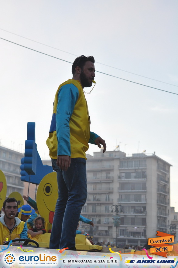 Το Group 188 συγκέντρωσε χιλιάδες likes στην παρέλαση του Πατρινού Καρναβαλιού! (φωτο)