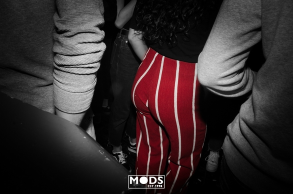 Trash Party at Mods Club 13-03-19