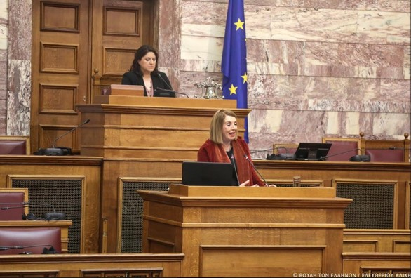 Βούτσης & Χριστοδουλοπούλου χαιρέτισαν την ημερίδα για την Ενίσχυση των Πολιτικών Κοινωνικής Ένταξης και Ενσωμάτωσης των Μεταναστών
