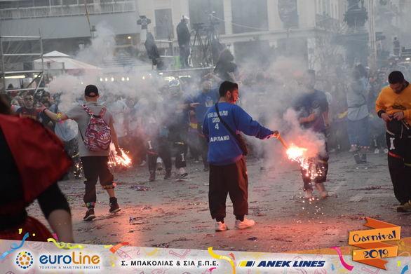 Πατρινό Καρναβάλι - Οι Los Muertos μας... σόκαραν ευχάριστα! (pics)