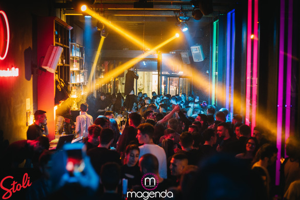 After Midnight at Magenda 14-03-19