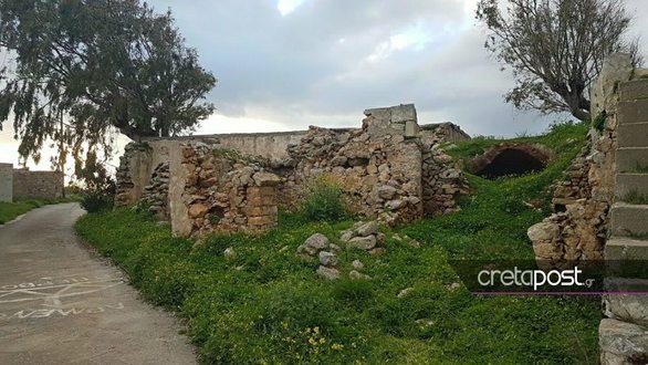 Ερήμωσε χωριό της Κρήτης (φωτο)