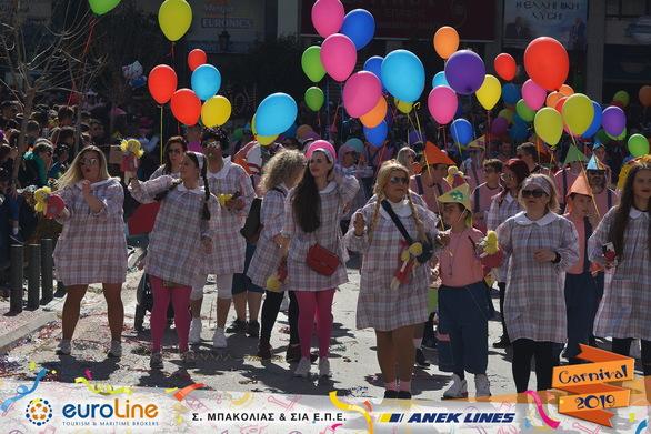 Τα καλά παιδιά πήγαν στο Καρναβάλι και παρέλασαν με χάρη! (pics)