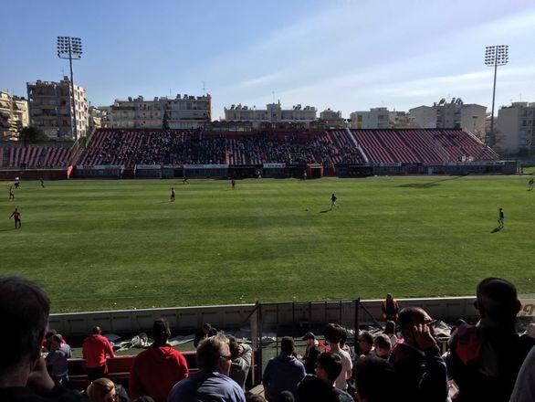 Τώρα στο γήπεδο της Αγυιάς στην Πάτρα: Χαμός για την Παναχαϊκή (φωτο)