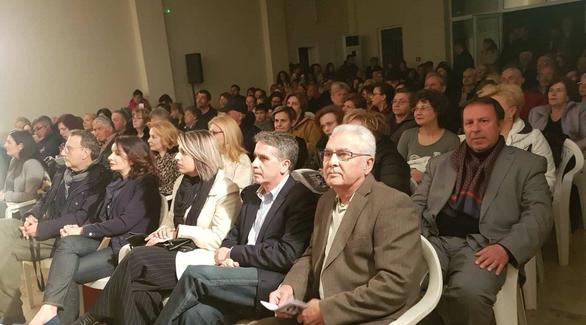 Με μεγάλη επιτυχία το αφιέρωμα για τον Μάνο Λοΐζο στο Πνευματικό Κέντρο Διακοπτού (φωτο)