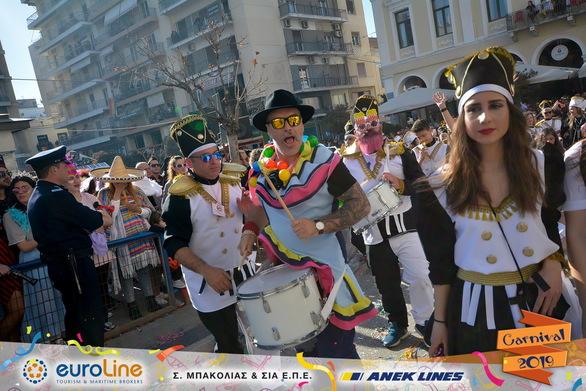 Πατρινό Καρναβάλι χωρίς μουσική δεν... νοείται! (pics)