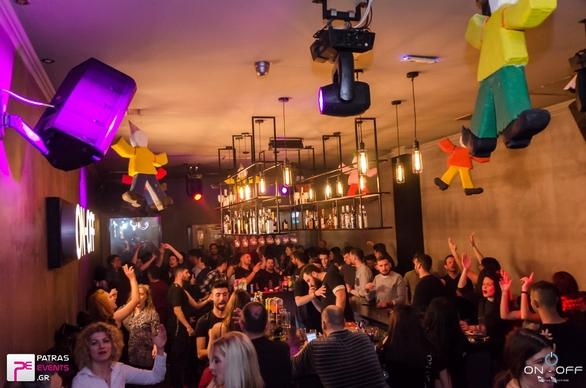Greek Saturdays at On - Off 16-03-19