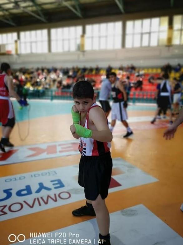 Εξαιρετική εμφάνιση από το Fight Club Patras στο 4ο Boxing Cup