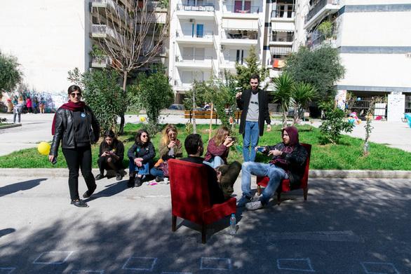 Πάτρα - Πάνω από 350 γείτονες συμμετείχαν στο κάλεσμα «μοιράζομαι ιστορίες γειτονιάς» (φωτο)