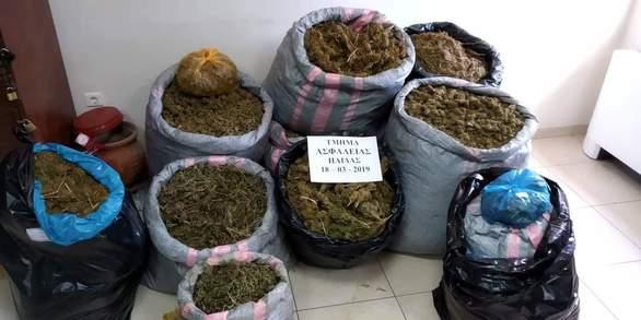 Εξαρθρώθηκε εγκληματική οργάνωση που διακινούσε ναρκωτικά σε Δυτική Ελλάδα και Αττική (φωτο)