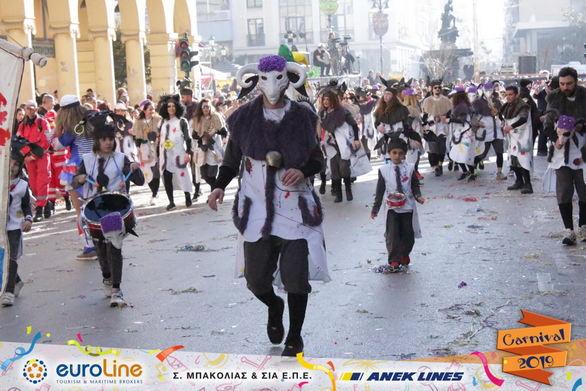 Το Bee - Nale είχε άποψη και χαρακτήρα στο Καρναβάλι της Πάτρας (pics)