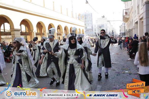 """""""Άρωμα"""" Βενετίας στο Πατρινό Καρναβάλι! (φωτο)"""