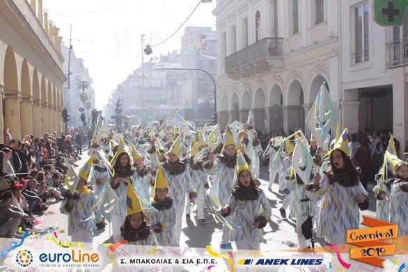 """Επικράτησε """"Αλαλούμ"""" στο Πατρινό Καρναβάλι 2019! (φωτο)"""