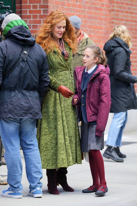 Οι κόρες της Νικόλ Κίντμαν στα βήματα της μητέρας τους
