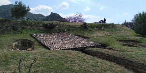 Οι Βεσπάκηδες της Πάτρας έκαναν την βόλτα τους στο Μυκηναϊκό Πάρκο της Βούντενης (pics)