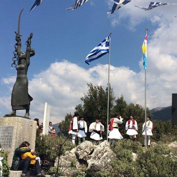 """Άγγελος Τσιγκρής: """"Η Αχαΐα γιορτάζει και τιμά τα προεπαναστατικά γεγονότα του έπους του Εικοσιένα"""" (φωτο)"""