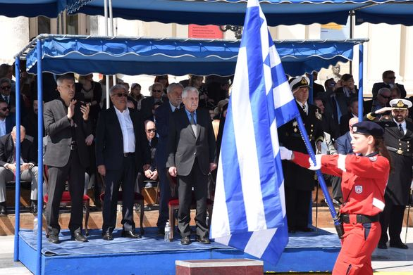 """Φ. Κουβέλης: """"Η Ελλάδα προχωράει μπροστά, οφείλουμε να εξασφαλίσουμε την ενότητά μας"""" (φωτο)"""
