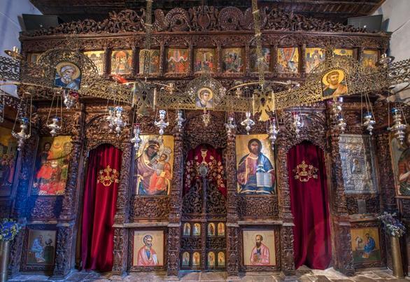 Παναγία Μακελλαριά - Η θαυματουργή Μονή της Αχαΐας (pics)