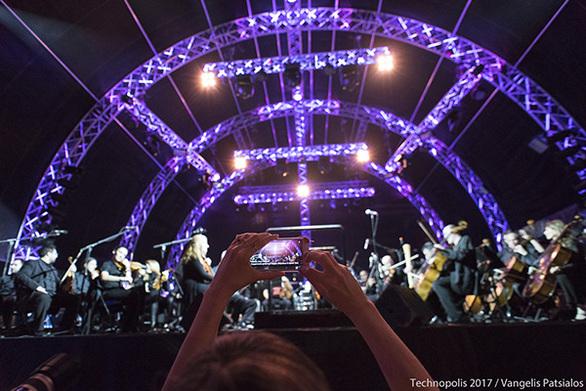 19th Athens Technopolis Jazz Festival στην Τεχνόπολη