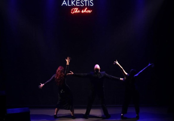 """Alkestis - The dead or alive show"" στο Επίκεντρο+"