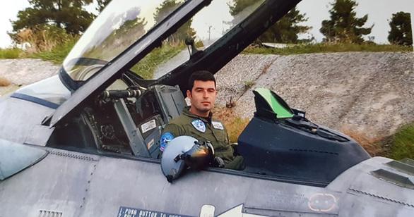 Στην Ανδραβίδα ο Έλληνας κορυφαίος πιλότος του ΝΑΤΟ, Βασίλης Κοντόπουλος