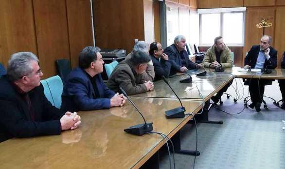 Δυτ. Ελλάδα: Συνάντηση με τη νέα Διοίκηση του ΓΟΕΒ και τους Προέδρους ΤΟΕΒ Ηλείας