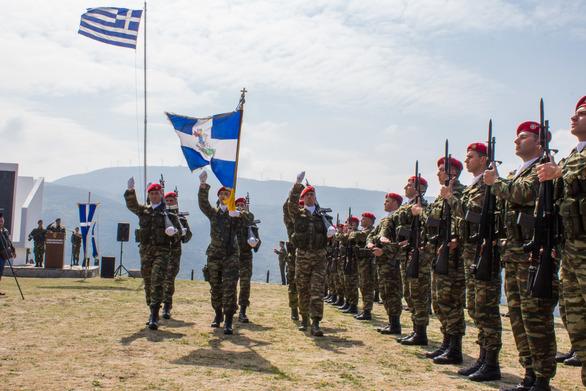 Διεξαγωγή Εκδηλώσεων για την 78η Επέτειο της Μάχης των Οχυρών (φωτο)