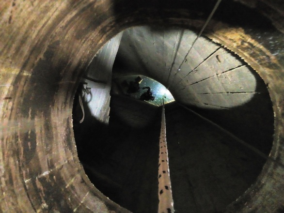 Δυτική Ελλάδα: Σε εξέλιξη οι εργασίες επισκευής του Φράγματος Πηνειού (φωτο)