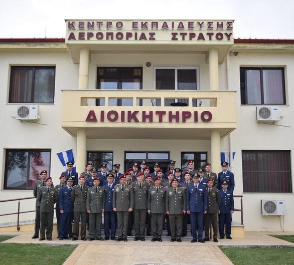 Τελετή Αποφοίτησης 1ου Διακλαδικού Τμήματος Βασικής Εκπαίδευσης Χειριστών της Σχολής Αεροπορίας Στρατού (φωτο)