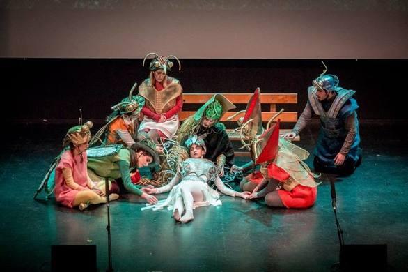 """Πάτρα - Με επιτυχία η παράσταση """"Τα μάγια της Πεταλούδας"""" (φωτο)"""