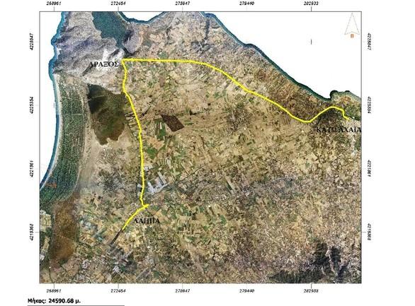 Αχαΐα: Ξεκινούν τα έργα συντήρησης του δρόμου από Κάτω Αχαΐα προς Αεροδρόμιο Αράξου και Λάππα