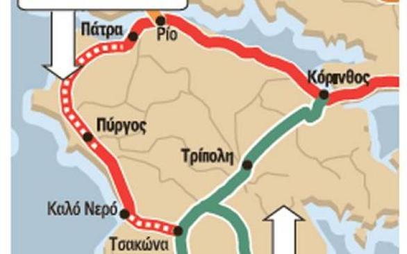 Δυτ. Ελλάδα: Τα έργα που έμειναν στα χαρτιά