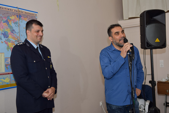 ΕΛ.ΑΣ.: Ολοκληρώθηκαν στη Δυτ. Ελλάδα οι ενημερώσεις σε ΚΑΠΗ για την προστασία από απάτες (φωτο)