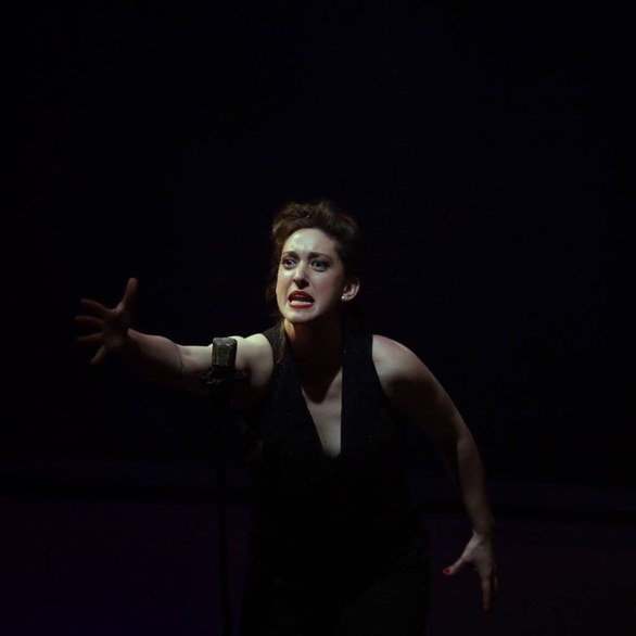 """Έφη Κιτσαντά - Η Πατρινή που από μικρή ένιωθε μέσα της τη """"δίψα"""" του θεάτρου (pics)"""