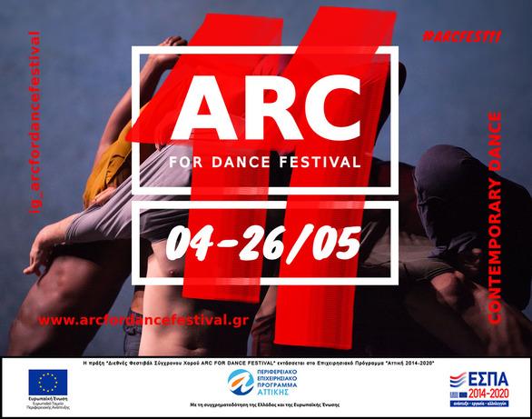 ARC for Dance Festival στο Θέατρο Κιβωτός