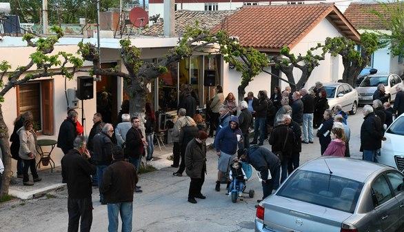 Πάτρα - Ο Πελετίδης, μίλησε σε συγκεντρώσεις κατοίκων στα Προσφυγικά, στο Μιντιλόγλι και στο Ρίο