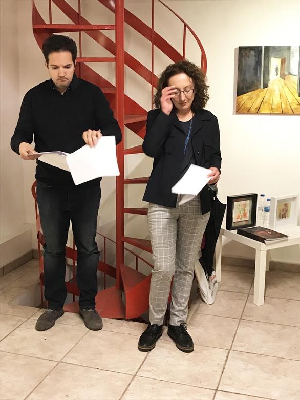 Πάτρα: Mε επιτυχία έκλεισε η έκθεση της Γεύσως Παπαδάκη (φωτο)